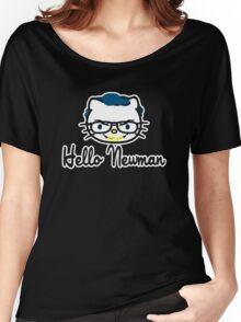 Hello, Neuman Women's Relaxed Fit T-Shirt