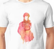 No, friends protect people. Unisex T-Shirt