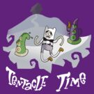 Tentacle Time! by elvencat