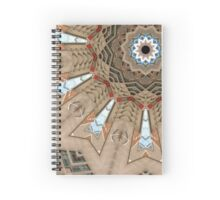 ClockWork-Available As Art Prints-Mugs,Cases,Duvets,T Shirts,Stickers,etc Spiral Notebook