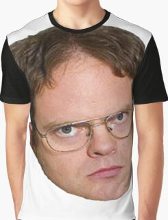 Dwight Shrute from The Office Graphic T-Shirt