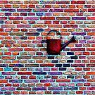 Watering can  by Xoanxo