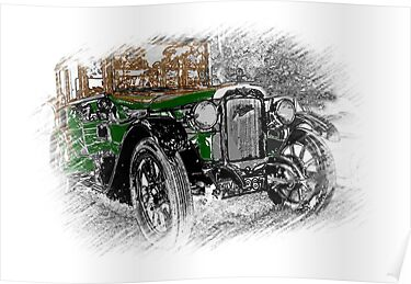 The Oul Austin by oulgundog