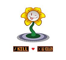 Kill or be killed Photographic Print
