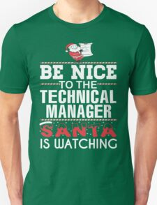 Technical Manager T-Shirt