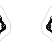 Eyes Tee Sticker