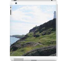 Cape Spear Lighthouse iPad Case/Skin