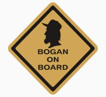 Bogans on board (diamond) by Diabolical