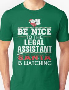 Legal Assistant T-Shirt