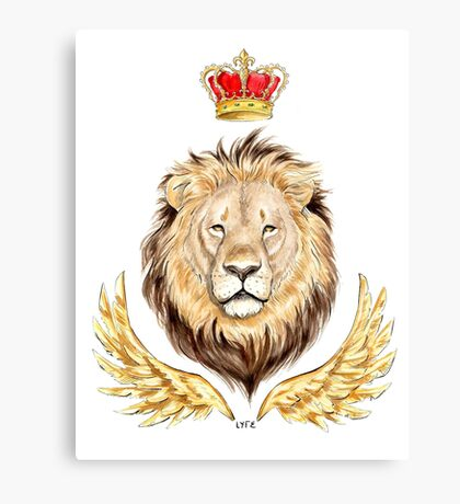 RIP Cecil the Lion Canvas Print