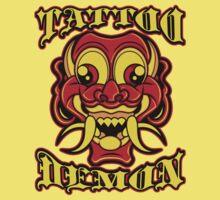 Tattoo Demon Baby Tee