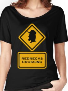 Redneck Crossing Women's Relaxed Fit T-Shirt