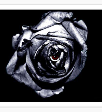 Rose Retina  Sticker