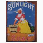 Sunlight Soap Tee-shirt by Andrew Turley