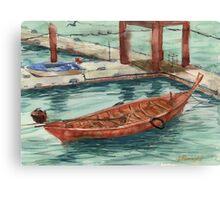"Asian ""Venice"" Canvas Print"