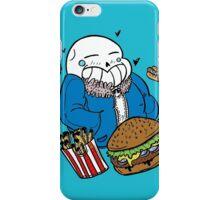 San's Diet iPhone Case/Skin