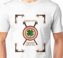 CAPTAIN CELTIC  Unisex T-Shirt