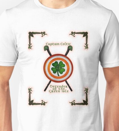 CAPTAIN CELTIC  Unisex T-Shirt