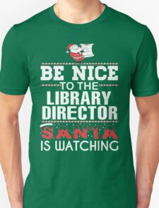 Library Director T-Shirt