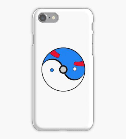 Great Ball Yin and Yang iPhone Case/Skin