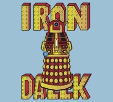 IRON DALEK T-Shirt
