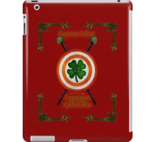 CAPTAIN CELTIC  iPad Case/Skin