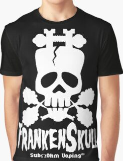 FrankenSkull Graphic T-Shirt