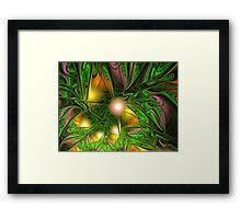 Jungle Breeze Framed Print