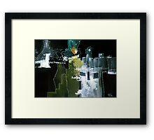 Beyond Horizon 1 Framed Print