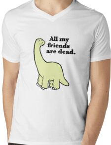 All My Pals Are Dead :( Mens V-Neck T-Shirt