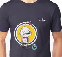 Gentlemen Angler Fish and Pet Batman Unisex T-Shirt