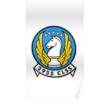 2955 CLSS - Air Force Poster