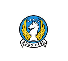 2955 CLSS - Air Force Photographic Print