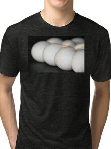 Eggs Tri-blend T-Shirt
