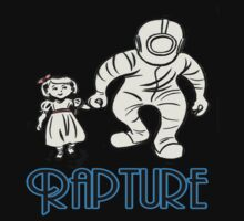 Bioshock Rapture Hero by LostKittenClub