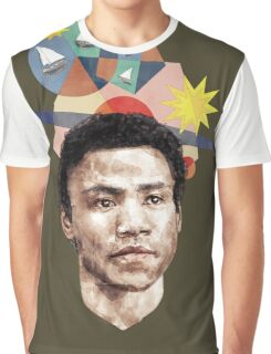 Troy Graphic T-Shirt