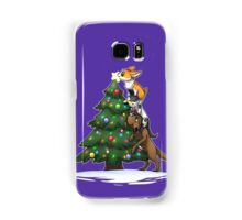 Tree Topper Tower Samsung Galaxy Case/Skin