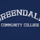 Greendale Community College by SJ-Graphics