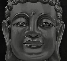 buddha by Mitchell O'Mahoney