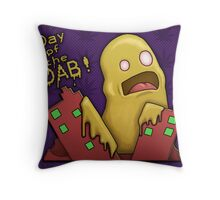 Day of the Dab Throw Pillow