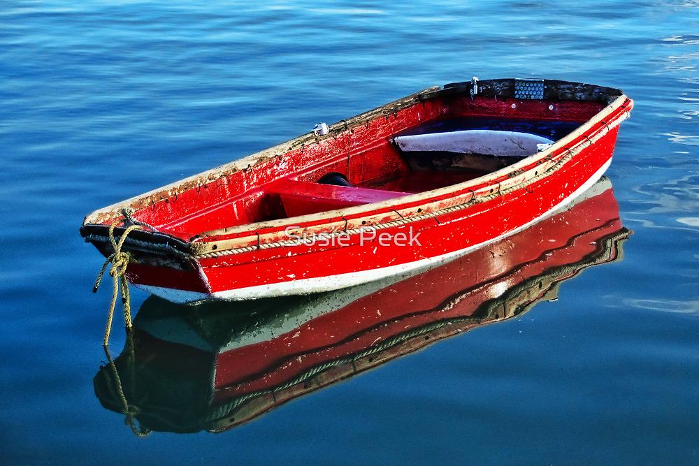 Little Red Boat by Susie Peek