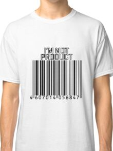 Anti Corporate Globalization Light Color Style T-Shirt Classic T-Shirt