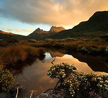 Cradle Mountain WHA by tinnieopener