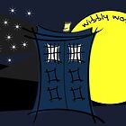 Abstract Tardis 5 by Funky-Designs