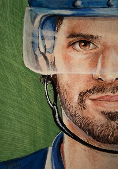 Ryan Kesler by Sarah  Mac