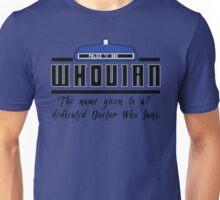 Whovian definition Unisex T-Shirt