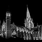 Bendigo Cathedrel  by William Greenfield