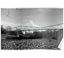 Bottom of the bridge Poster
