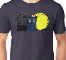 Abstract Tardis 5 Unisex T-Shirt