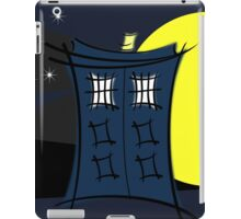 Abstract Tardis 5 iPad Case/Skin